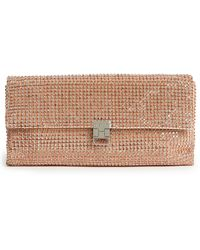 Reiss Albany Crystal Embellished Clutch - Multicolor