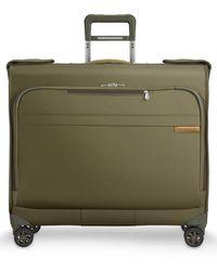 Briggs & Riley - 'baseline' Wheeled Garment Bag - Lyst