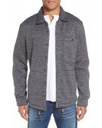 Relwen - Herringbone Shirt Jacket - Lyst
