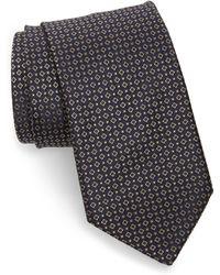 Brioni - Medallion Silk Tie - Lyst