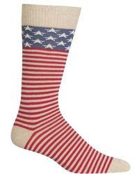 Ralph Lauren - American Flag Socks - Lyst
