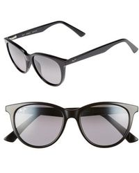 Maui Jim - Cathedrals 52mm Polarizedplus2 Cat Eye Sunglasses - - Lyst