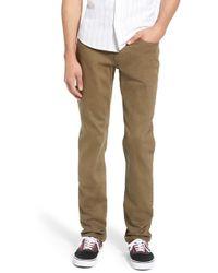 6a5a11da The Rail Skinny Fit Jeans in Black for Men - Lyst