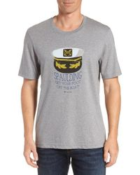 Travis Mathew - 'spaulding' Graphic T-shirt - Lyst