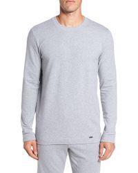 Hanro Living Pullover - Gray