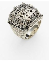 Konstantino - 'classics' Open Statement Ring - Lyst