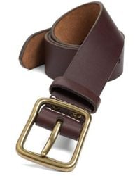 Red Wing - 'pioneer' Belt - Lyst
