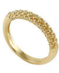 Lagos | Caviar Band Ring | Lyst