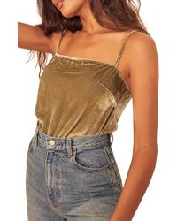 Reformation Ross Camisole - Multicolor