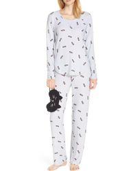 Make + Model - Knit Girlfriend Pajamas - Lyst