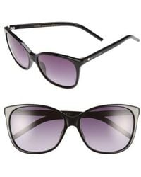 Marc Jacobs - 57mm OverBlack - Lyst