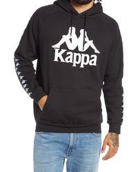 Kappa - Men's 222 Banda Hurtado Hoodie - Lyst