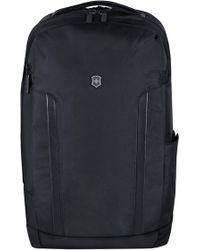 Victorinox Victorinox Swiss Army Alpine Deluxe Travel Laptop Backpack - Black