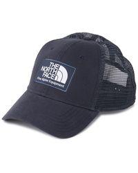 The North Face Mudder Trucker Hat - Blue