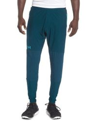Under Armour - Threadborne Vanish Fitted Pants - Lyst