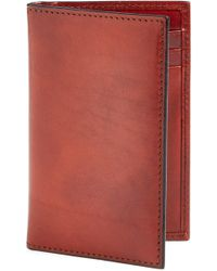 Bosca - Old Leather Card Case - Lyst