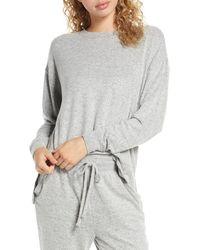 BP. Cozy Top - Gray