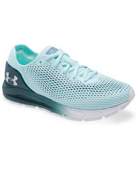 Under Armour Hovrtm Sonic 4 Connected Running Shoe - Blue