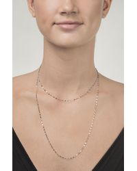 Lana Jewelry - Double Blake Layering Necklace - Lyst