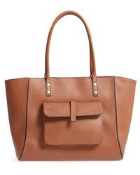 Danielle Nicole | Spencer Leather Tote | Lyst