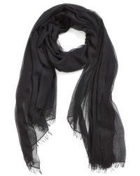 Nordstrom - Modal Silk Blend Scarf - Lyst