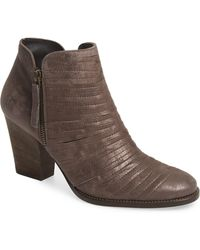 discount shop price reduced cheap Malibu Leather Ankle Boots