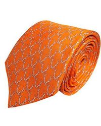 Lazyjack Press - Buckwild Silk Tie - Lyst