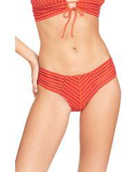Robin Piccone - Carly Hipster Bikini Bottoms - Lyst