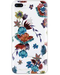 Rebecca Minkoff - Punk Floral Iphone 7/8 & 7/8 Plus Case - - Lyst