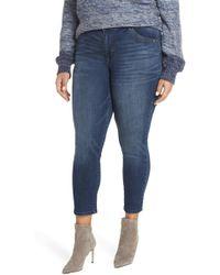 Wit & Wisdom - Flex-ellent High Waist Skinny Jeans - Lyst