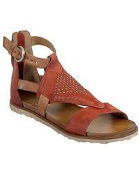 Miz Mooz - Tessa Studded Diamond Sandal - Lyst