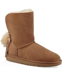 UGG - Ugg Classic Charm Bootie - Lyst