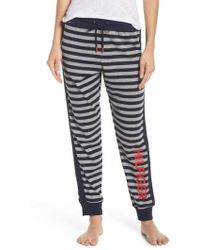 Tommy Hilfiger - Thermal Jogger Pants - Lyst