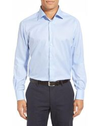 Eton of Sweden - Contemporary Fit Dress Shirt - Lyst