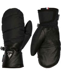 Rossignol Down Insulated Mittens - Black