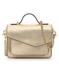 Botkier - Mini Cobble Hill Calfskin Leather Crossbody Bag - Lyst