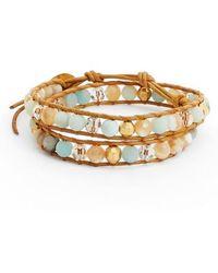 Chan Luu - Multi Stone Bracelet - Lyst