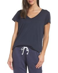Alternative Apparel - Everyday V-neck Tee - Lyst