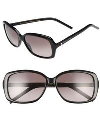 Marc By Marc Jacobs | Marc Jacobs 57mm Sunglasses | Lyst