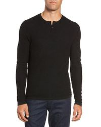 Zachary Prell - Hawthorn Wool Blend Thermal - Lyst