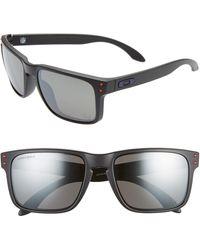 Oakley - Nfl Holbrook 57mm Sunglasses - Houston Texans - Lyst