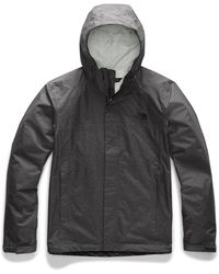 The North Face Venture 2 Hooded Jacket - Gray
