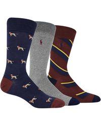 Polo Ralph Lauren - Slack Socks - Lyst