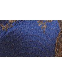 Wacoal Lace Affair Underwire Bra - Blue