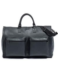 Hook + Albert - Leather Garment Bag - Lyst
