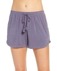 Nordstrom - Moonlight Pajama Shorts - Lyst