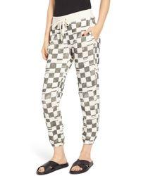 129b157887 Lyst - n:PHILANTHROPY Ruthie Shredded Jogger Pants in Black