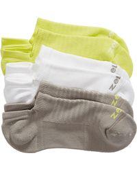 Zella - 3-pack Low Training Socks - Lyst