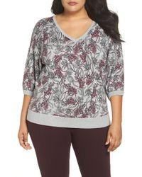 Sejour V-neck Sweater - Black