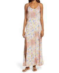Raga Calafia Double Slit Dress - Natural